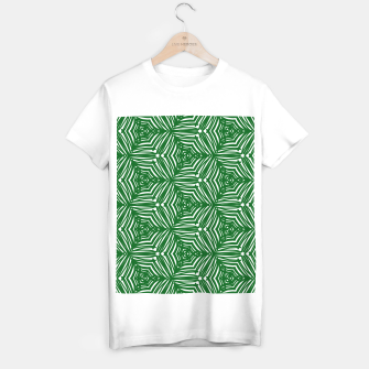 Love green 01 Camiseta Regular thumbnail image