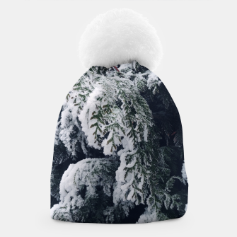 Thumbnail image of thuja brabant in the snow Czapka, Live Heroes