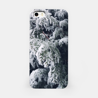 Thumbnail image of thuja brabant in the snow Obudowa iPhone, Live Heroes
