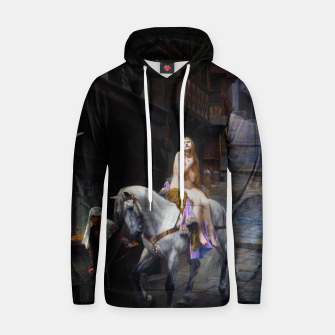 Thumbnail image of Lady Godiva by Jules Joseph Lefebvre Hoodie, Live Heroes