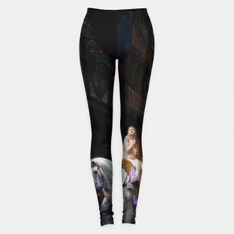 Thumbnail image of Lady Godiva by Jules Joseph Lefebvre Leggings, Live Heroes