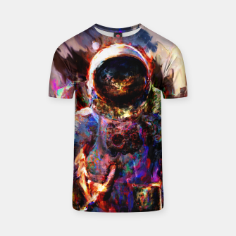 Thumbnail image of astronaut T-shirt, Live Heroes