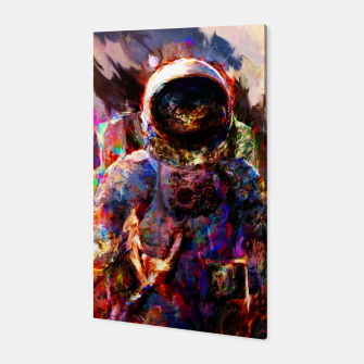 Thumbnail image of astronaut Canvas, Live Heroes
