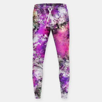 Thumbnail image of Reflecting the purple water Sweatpants, Live Heroes