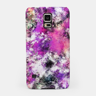 Thumbnail image of Reflecting the purple water Samsung Case, Live Heroes