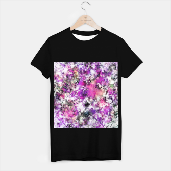 Thumbnail image of Reflecting the purple water T-shirt regular, Live Heroes