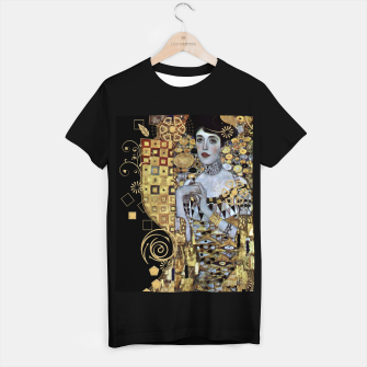 Thumbnail image of Adele Klimt  T-shirt regular, Live Heroes