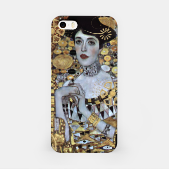 Thumbnail image of Adele Klimt  iPhone Case, Live Heroes