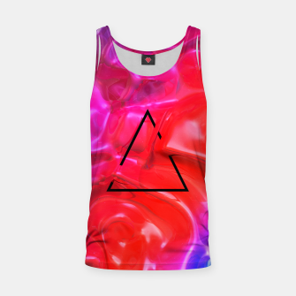 Thumbnail image of Translucent Iridescent Art Tank Top, Live Heroes