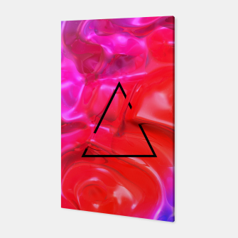 Thumbnail image of Translucent Iridescent Art Canvas, Live Heroes