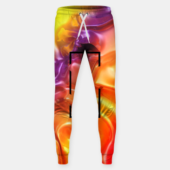 Thumbnail image of  Translucent Iridescent Art Sweatpants, Live Heroes