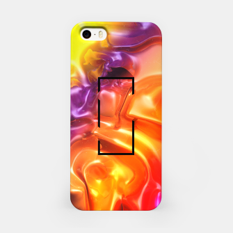Thumbnail image of  Translucent Iridescent Art iPhone Case, Live Heroes