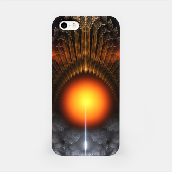 Thumbnail image of The Dream Orb Fractal Fantasy Art iPhone Case, Live Heroes