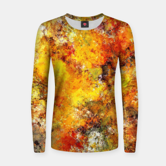 Thumbnail image of Blistering Women sweater, Live Heroes