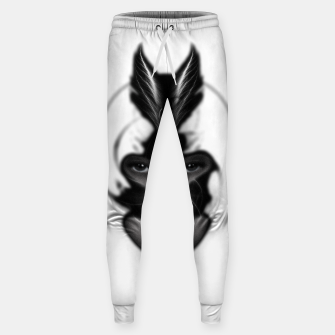 Miniature de image de Angel Eyes Wings Of Wind WH Sweatpants, Live Heroes