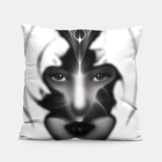 Miniature de image de Angel Eyes Wings Of Wind WH Pillow, Live Heroes