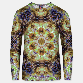 Honeycombs Unisex sweater thumbnail image