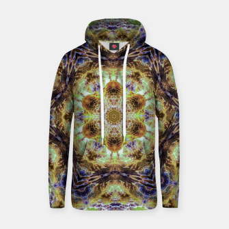 Thumbnail image of Honeycombs Hoodie, Live Heroes