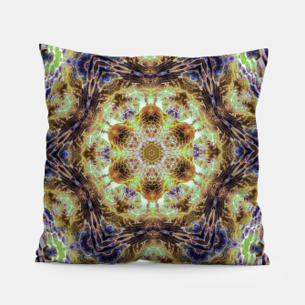 Thumbnail image of Honeycombs Pillow, Live Heroes