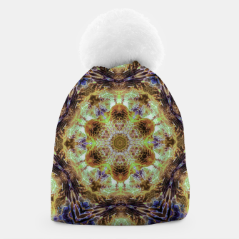 Thumbnail image of Honeycombs Beanie, Live Heroes