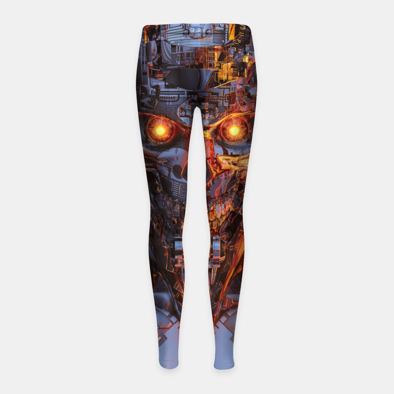 Foto The Fury Girl's leggings - Live Heroes
