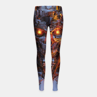 Miniatur The Fury Girl's leggings, Live Heroes