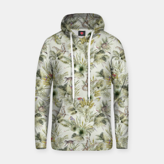 Thumbnail image of Wild nature jungle 75 Sudadera con capucha, Live Heroes