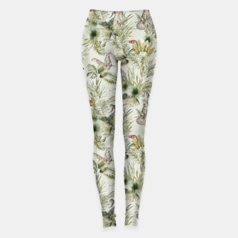 Miniatur Wild nature jungle 75 Leggings, Live Heroes