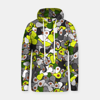 Avocado camouflage Hoodie thumbnail image