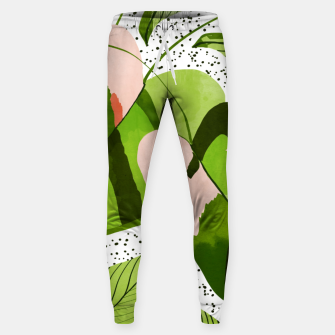 Miniaturka Blushing Leaves Sweatpants, Live Heroes