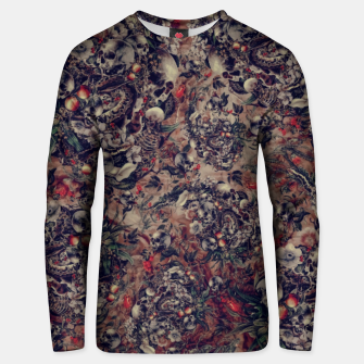 Thumbnail image of Skull Storm III Unisex sweater, Live Heroes