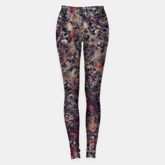 Skull Storm III Leggings miniature