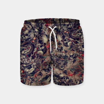 Skull Storm III Swim Shorts miniature