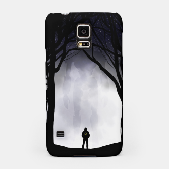 Thumbnail image of Dark Night Samsung Case, Live Heroes