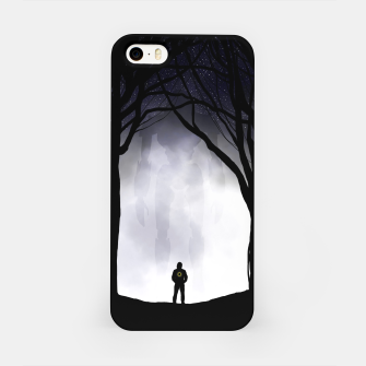 Thumbnail image of Dark Night iPhone Case, Live Heroes