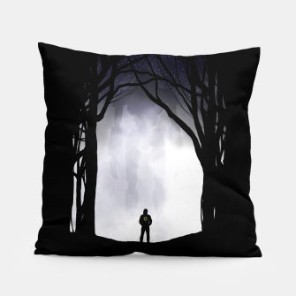 Thumbnail image of Dark Night Pillow, Live Heroes