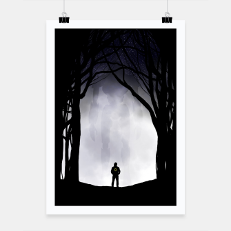 Thumbnail image of Dark Night Poster, Live Heroes