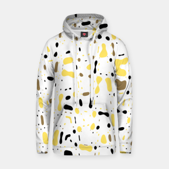 Miniature de image de Coffee spots, simple abstract illustration in delicate colors Hoodie, Live Heroes