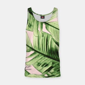 Miniaturka Tropical Blush Banana Leaves Dream #6 #decor #art Muskelshirt , Live Heroes