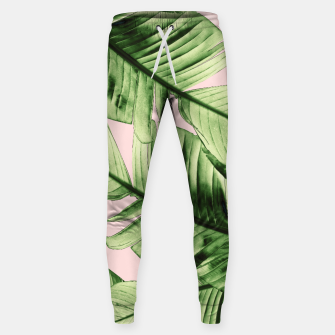 Miniaturka Tropical Blush Banana Leaves Dream #6 #decor #art Hosen, Live Heroes