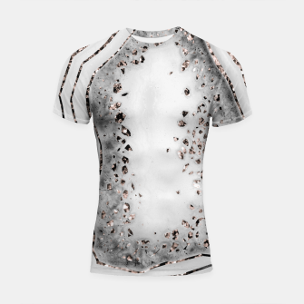 Miniatur Agate Rose Gold Glitter Glam Night #2 #gem #decor #art  Shortsleeve rashguard, Live Heroes