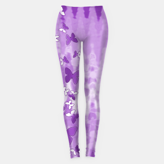 Thumbnail image of Butterfly dew leggings, Live Heroes