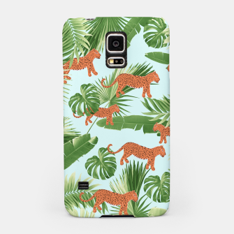 Imagen en miniatura de Leopard Jungle Dream Pattern #1 (Kids Collection) #decor #art Handyhülle für Samsung, Live Heroes