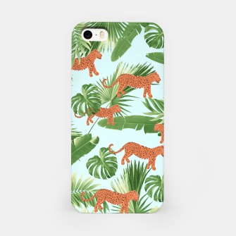 Imagen en miniatura de Leopard Jungle Dream Pattern #1 (Kids Collection) #decor #art iPhone-Hülle, Live Heroes