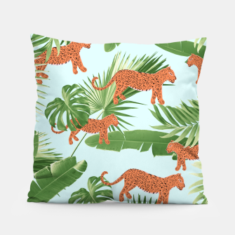 Imagen en miniatura de Leopard Jungle Dream Pattern #1 (Kids Collection) #decor #art Kissen, Live Heroes