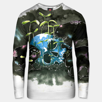 Thumbnail image of spring Unisex sweater, Live Heroes