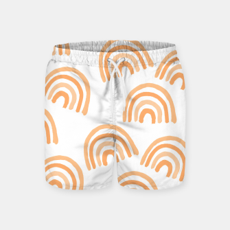Miniaturka Rainbow Dream Pattern #2 (Kids Collection) #decor #art Badeshorts, Live Heroes