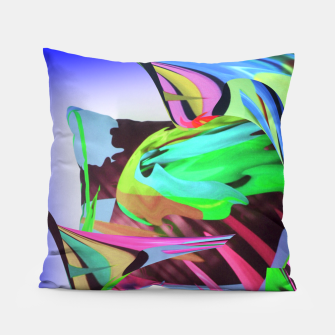 Thumbnail image of Papuanewguinea Pillow, Live Heroes