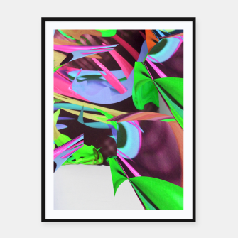 Thumbnail image of Papuanewguinea Framed poster, Live Heroes