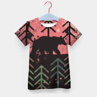 Thumbnail image of The Long Night Kid's t-shirt, Live Heroes